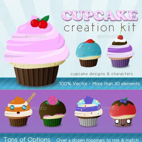 Cupcake Creation Kit