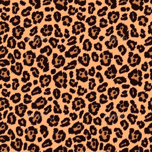 Animal Print Seamless Patterns Tiling - Patterns Decorative