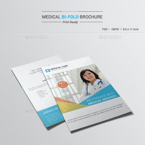 Medical Bi-Fold Brochure V1