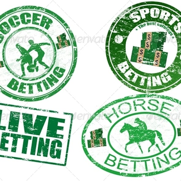 Betting stamps