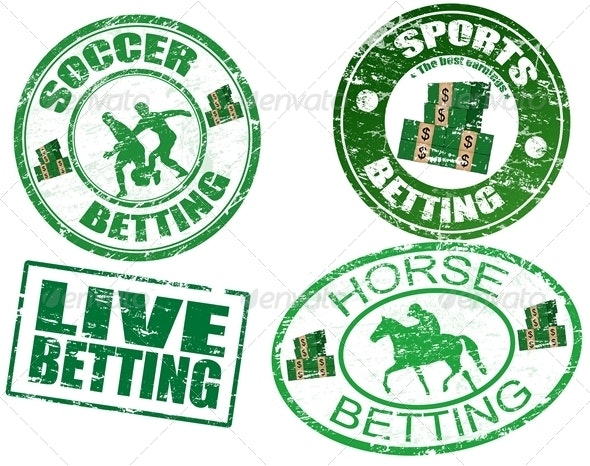 Betting stamps - Characters Vectors