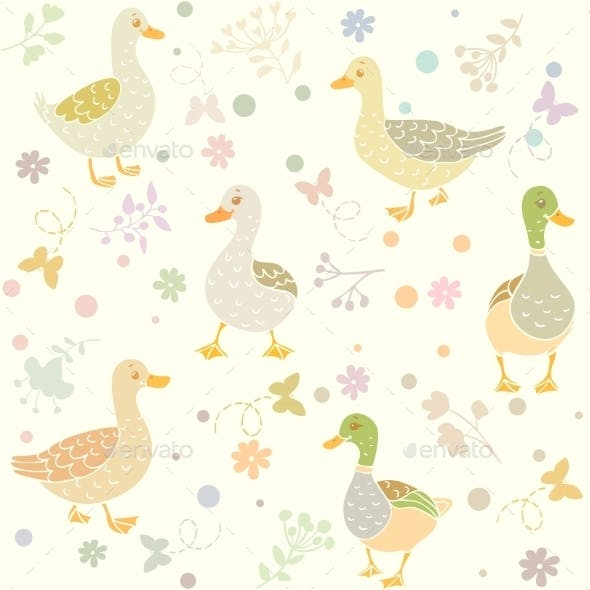 Ducks Seamless
