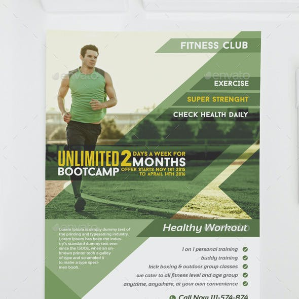 Personal Training - Health Fitness