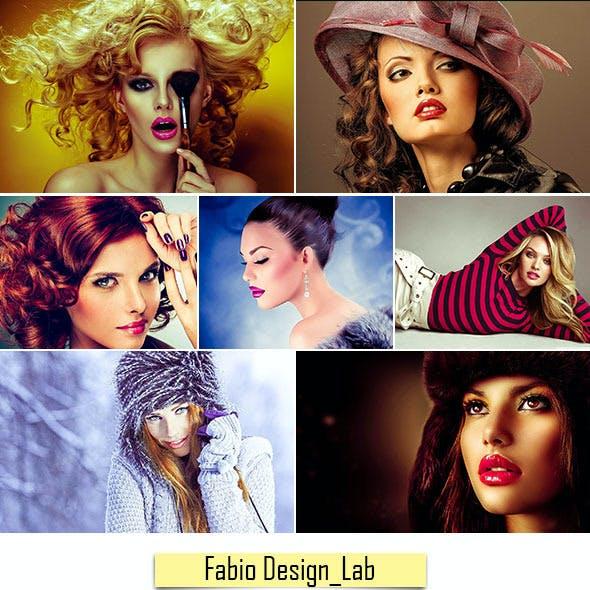 30 Premium Fashion Preset Vol.2