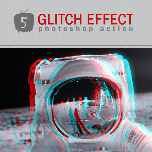 Glitch PS Effects