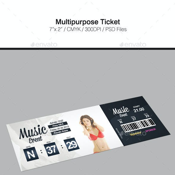 MultipurposeTicket