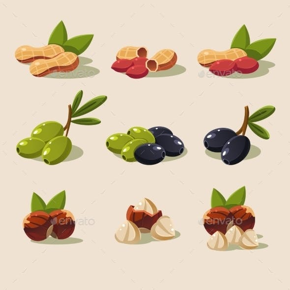 Olives and Nuts