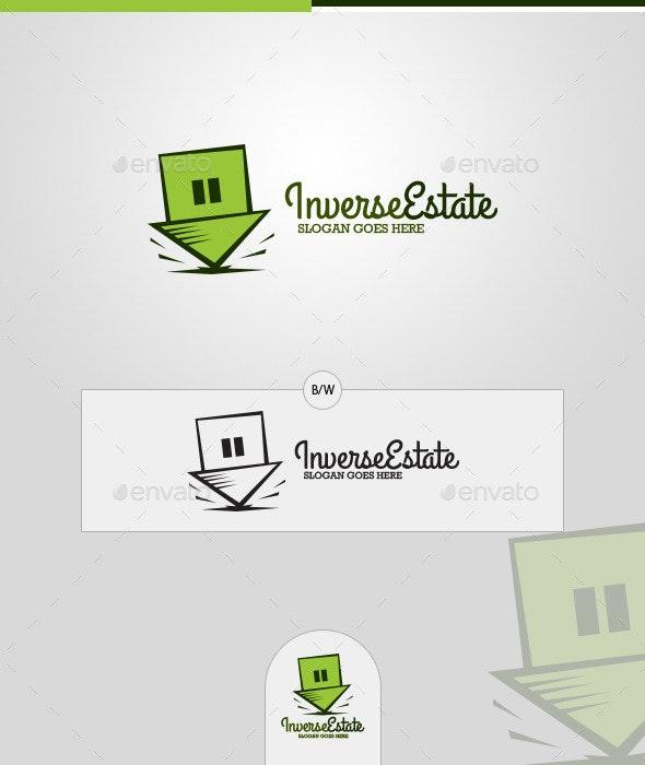 Real Estate Logo Design - Abstract Logo Templates