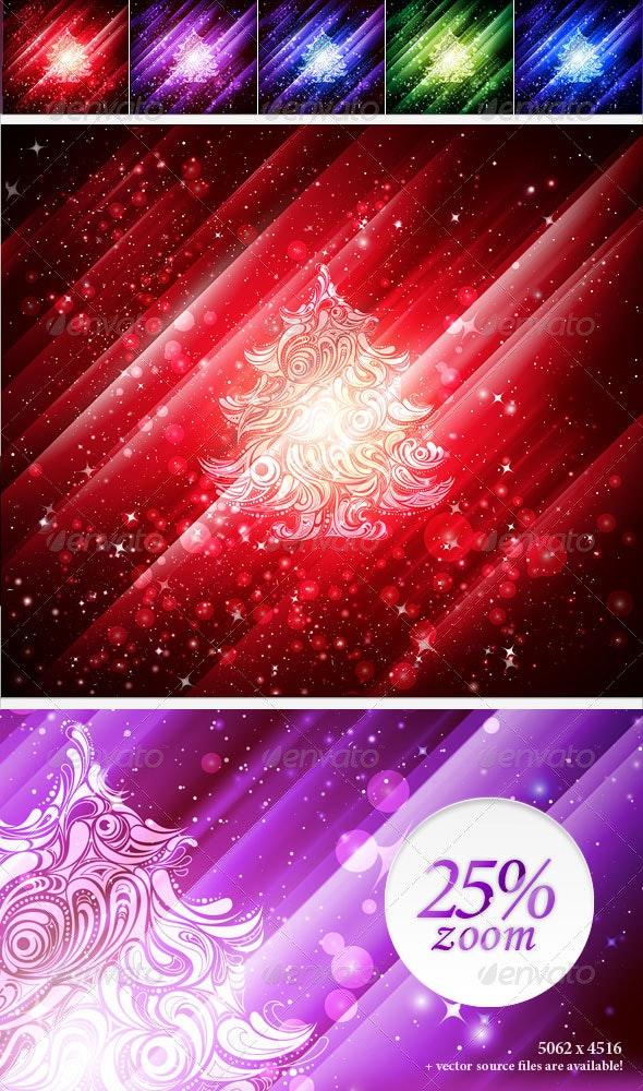 Christmas Backgrounds - Christmas Seasons/Holidays