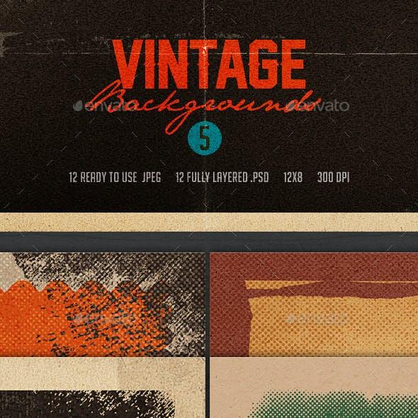 Vintage Backgrounds 5