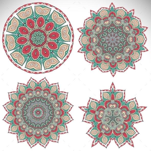 Mandala - Patterns Decorative