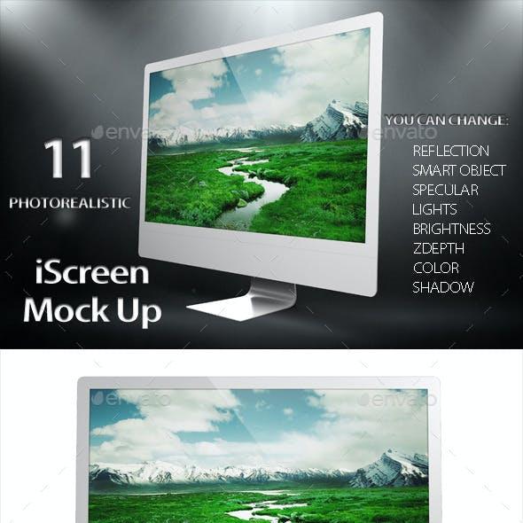iScreen Mock Up