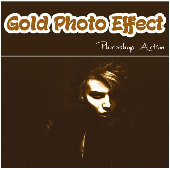 Gold Photo Action