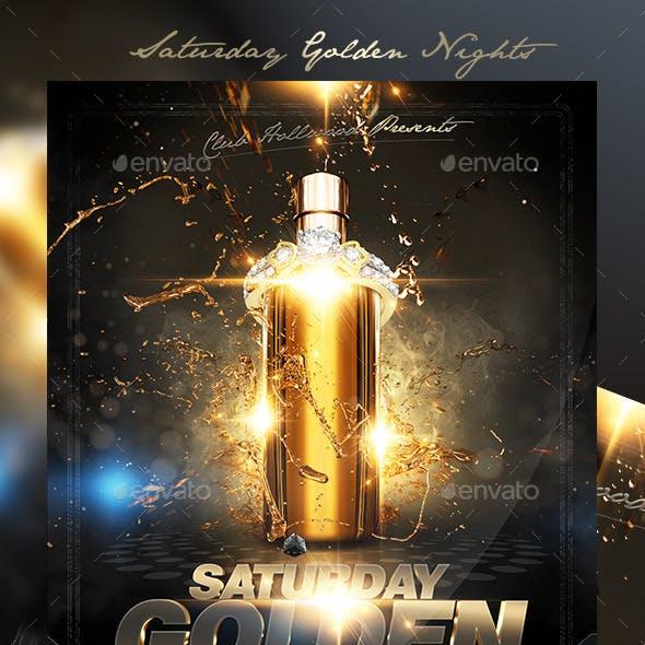 Saturday Golden Nights