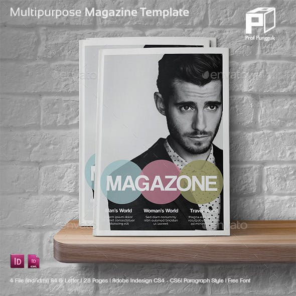 Catchy Magazine - 28 Pages