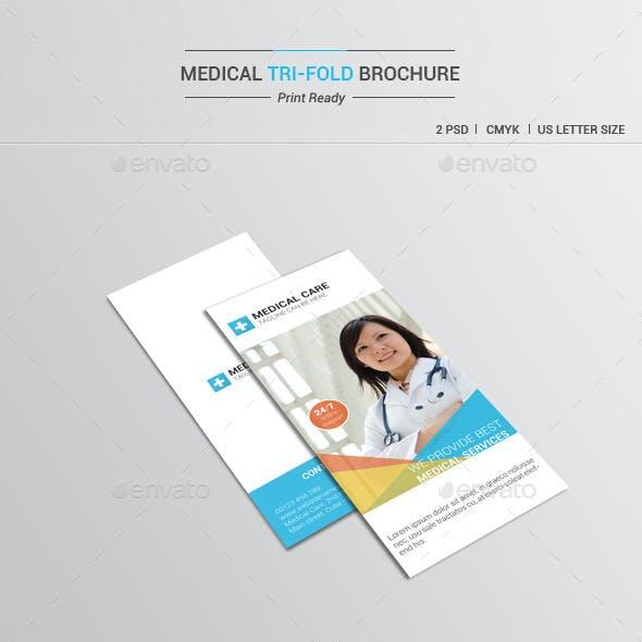 Medical Tri-Fold Brochure V1