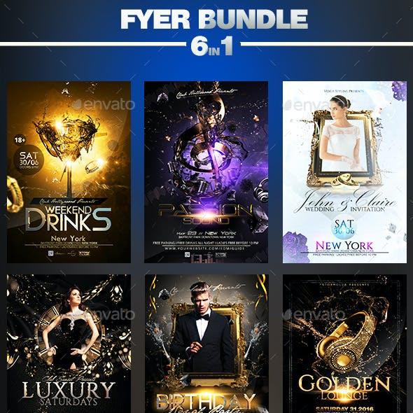 Luxury Flyer Bundle V2