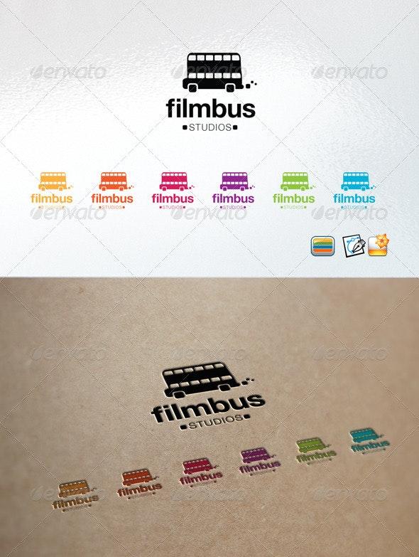 FilmBus - Objects Logo Templates