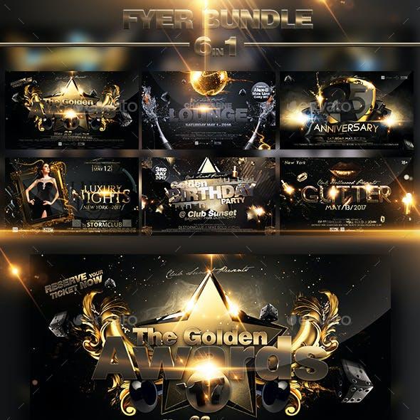 Luxury Flyer Bundle V3