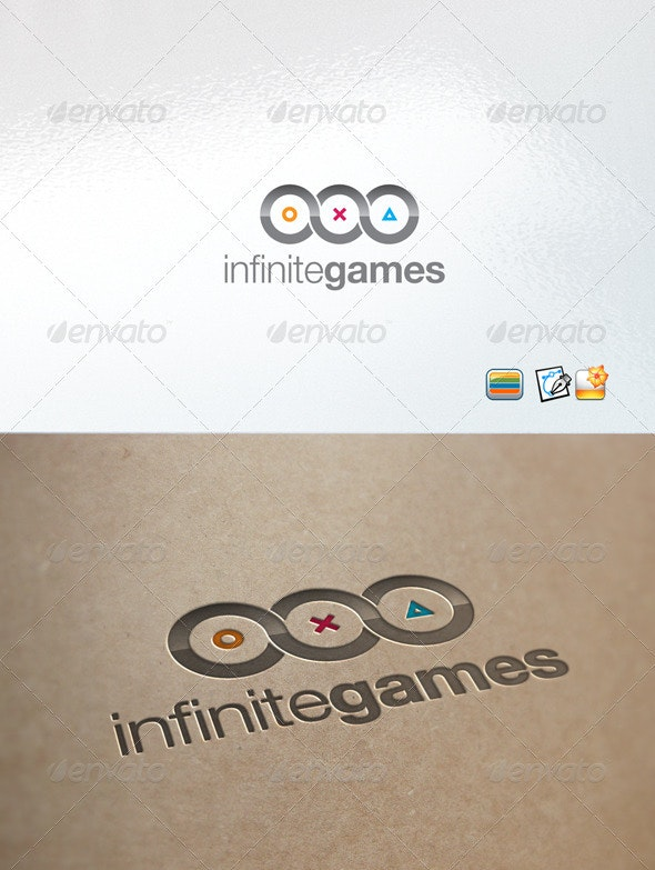 InfiniteGames - Objects Logo Templates