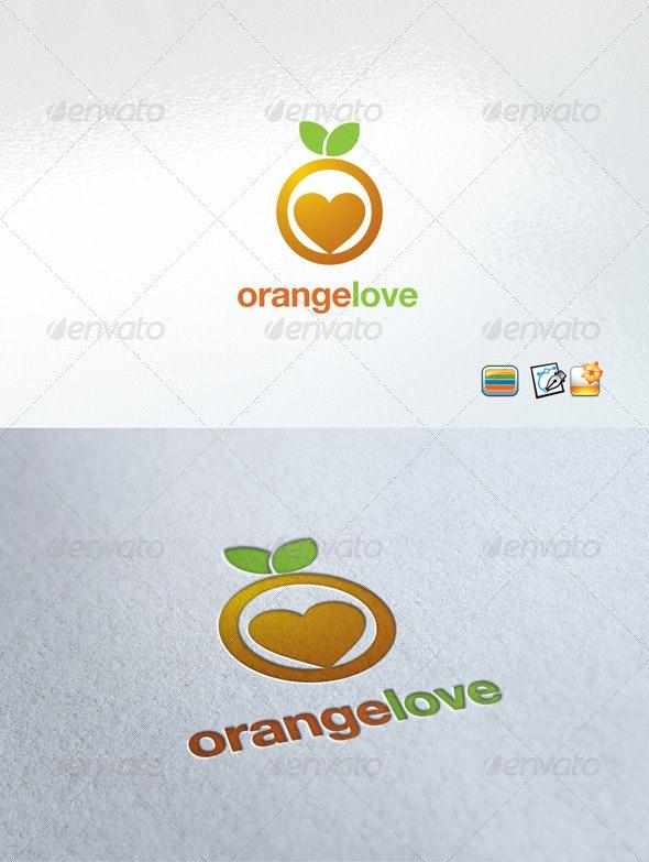 orangelove - Nature Logo Templates