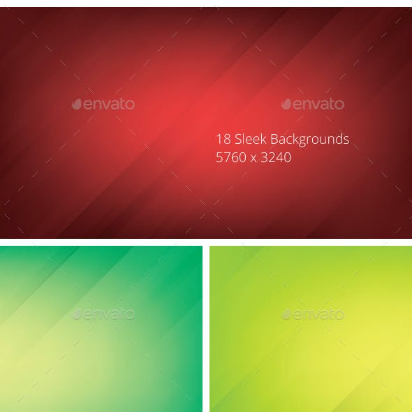 Sleek Backgrounds