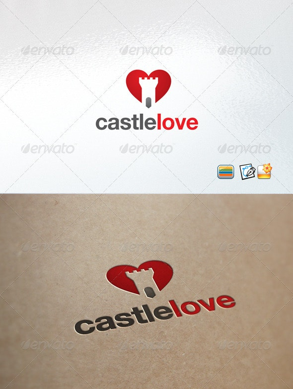 LoveCastle - Objects Logo Templates
