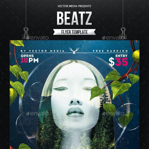 Beatz - Flyer