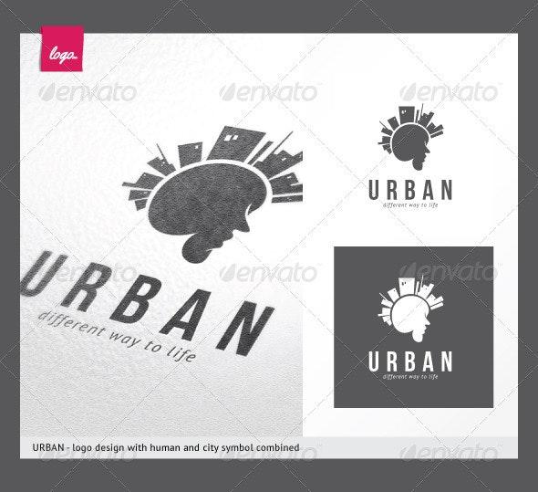 Urban - Humans Logo Templates