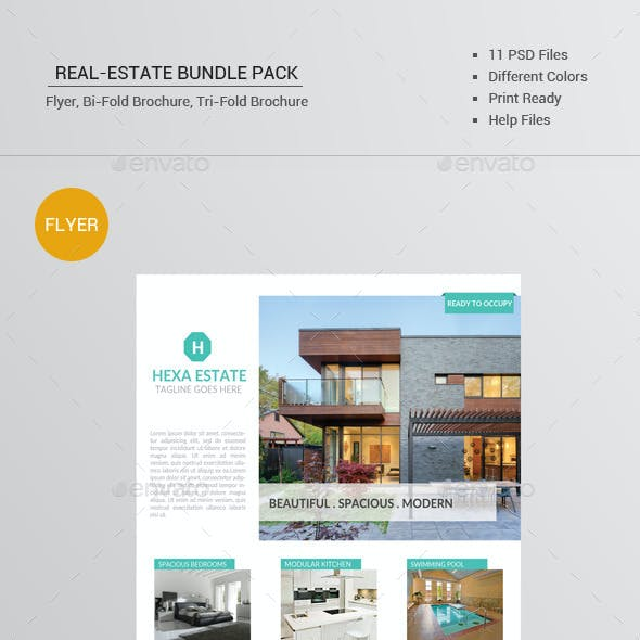 Real Estate Bundle Pack