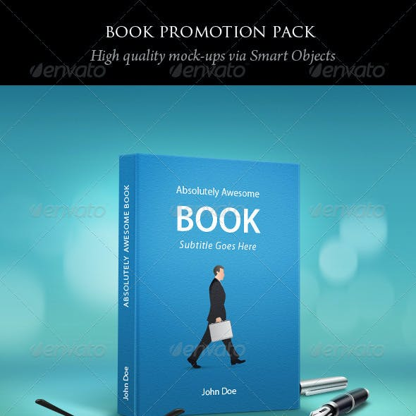 Book Promotion Pack