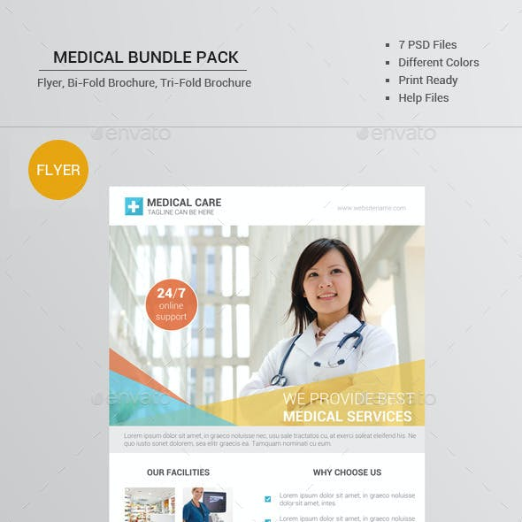 Medical Bundle Pack