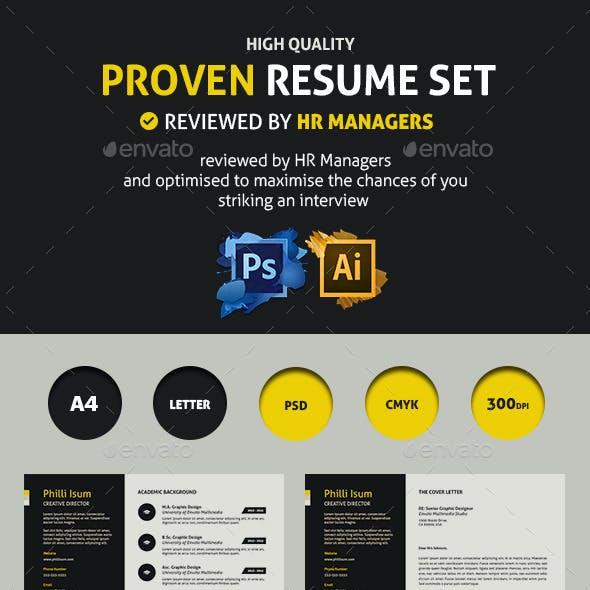 Proven Resume/CV