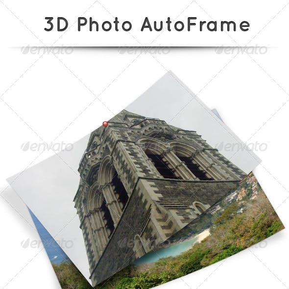 3D AutoFrame