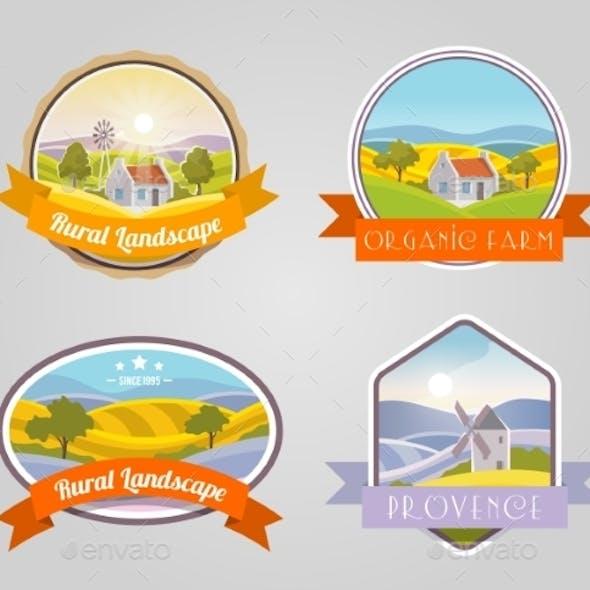 Rural Landscape Set