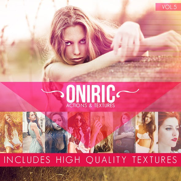 Oniric Actions and Textures Vol.5