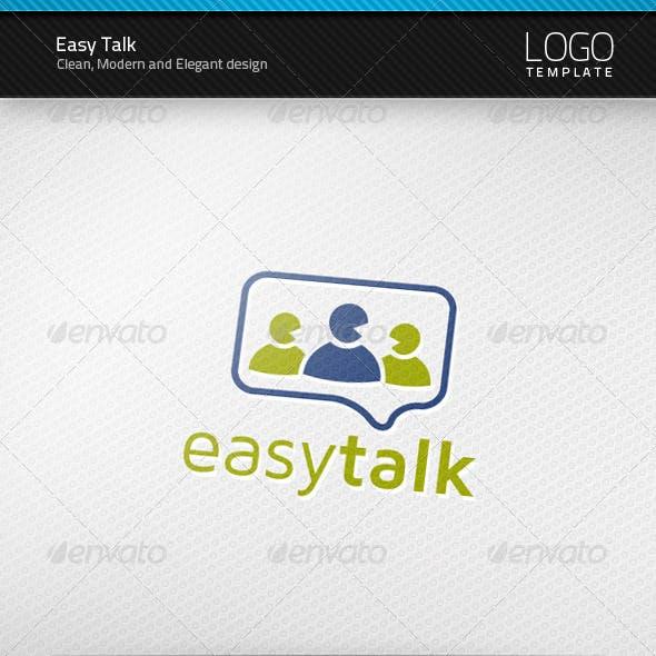 Easy Talk Logo