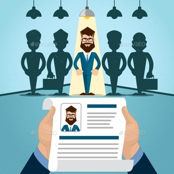 Interview Job - Concepts Business