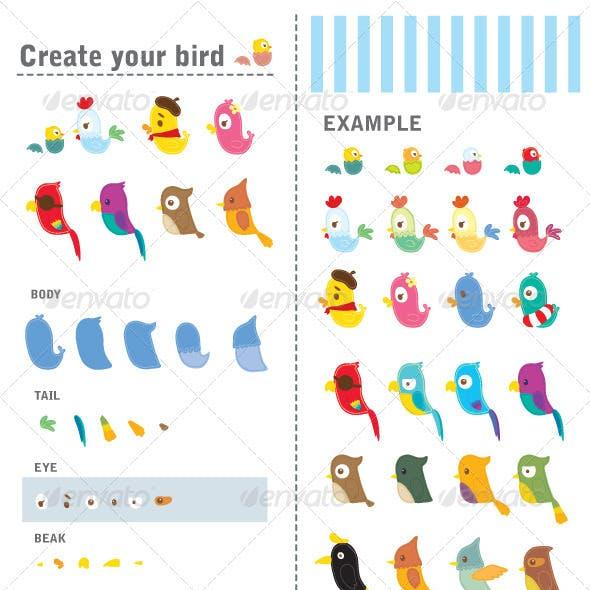 Create your bird