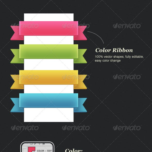 Color Ribbon