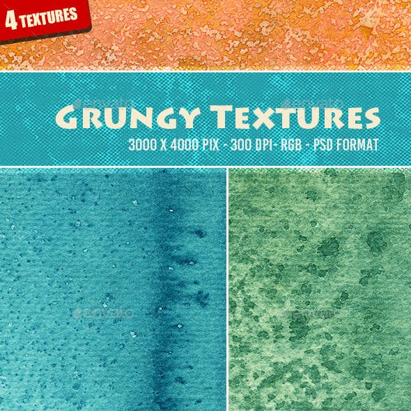 Watercolor Texture Pack 07