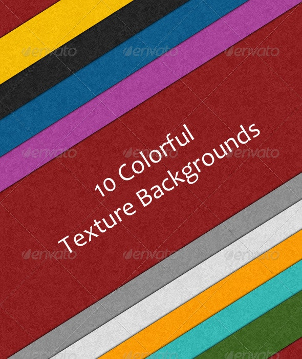 10 HQ Texture Backgrounds - Abstract Backgrounds