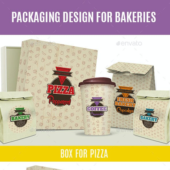 Packaging Design For Bakeries
