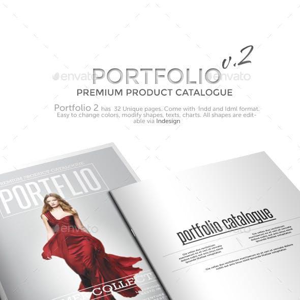 Portfolio 2 - Business Portfolio Catalogue