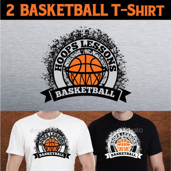 2  BASKETBALL T-Shirt