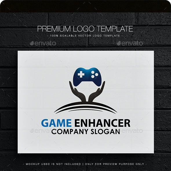 Game Enhancer Logo