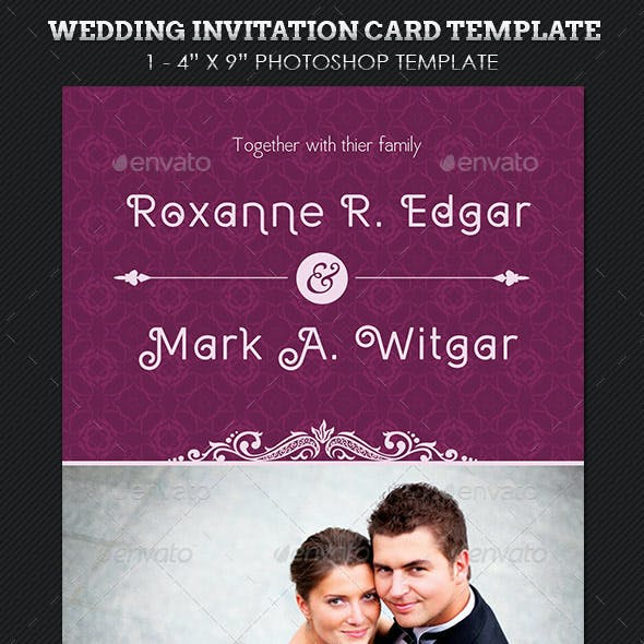 Wedding Invitation Templates From Graphicriver Page 7