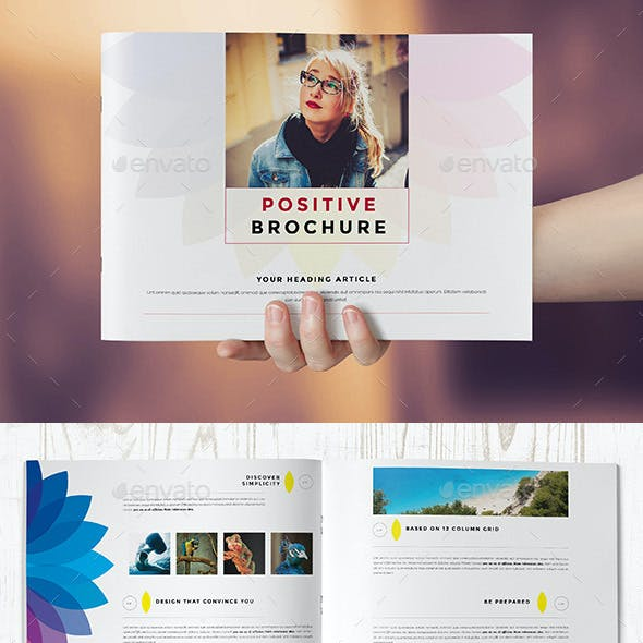 Positive Color Brochure