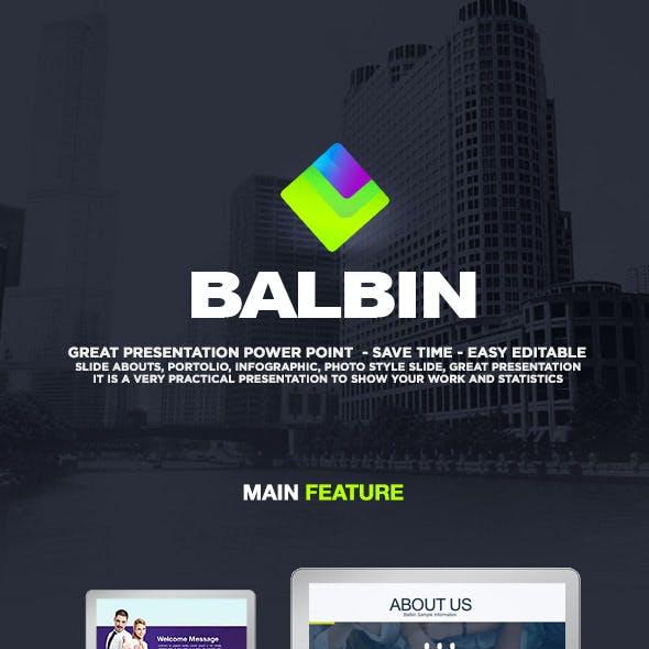 Balbin Presentation Power Point