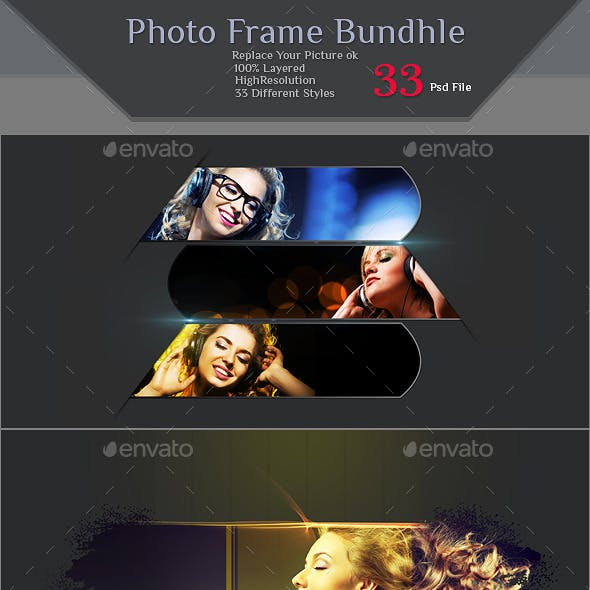 Photo Frame Bundle